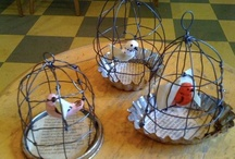 Fun with...... Wire / by Tammy Moser Kubat