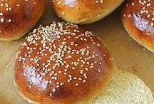 Food: Breads / by Jessica Christine