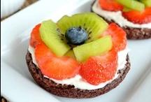 Food: Brownies & Bars / by Jess Christine