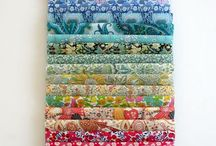 Fabric! / I love these fabrics...