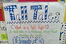 Tall Tales / Folk Tales