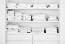 Store and Stack / Idea's and styling for storage