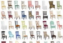 Dining Chairs / Cottage Style Dining Chairs / by Cottage Home, Inc & Distinctive Cottage Blog