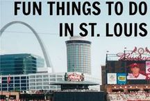 Stuff To Do In St. Louis / This board is all about St. Louis and what to do while you are here or even if you live here.