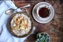 Healthy breakfast / Nourishing meal ideas to help you start the day well.