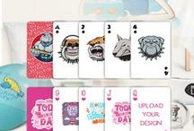 Custom Playing Card / Customized playing card with your favorite design!