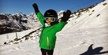 Family Ski Holidays / A family ski holiday is so different to any other holiday, there are so many extras to organise, which is why we have a whole team to help you sort out the detail, giving you time to enjoy precious family moments together.   Ski lessons, childcare, transfers, ski hire, lift passes -  we've got it covered....