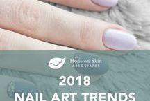 2018 Nail Art Trends / 2018 Nail Art Trends