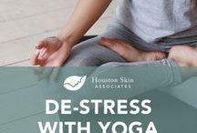 De-stress With Yoga / De-stress With Yoga