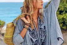 Пляжные платья / Все права принадлежат Авторам работ и фото