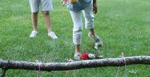 Spielideen für Kinder / Endlich ist der Sommer da und mit ihm so viele wunderbare Spielideen draußen in der Natur!