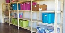 Organise my Garage