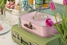 Travel Themed Hen Party Ideas / Travel and wanderlust themed hen party/bachelorette ideas, including recipes, games and decorations.