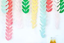 Hen Party Decoration / Unusual Hen Party decoration ideas that will make a real statement! To DIY and buy.