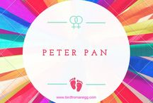 Peter Pan / Peter Pan | JMBarrie | Quotes | Learn to Fly | Never Grow Up | Disney | Literature