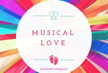 Musical Love / Musical Theatre | Westend | Broadway | Fanatic | Music #birdfromanegg
