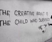 the truth written on the wall / kinda magic