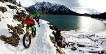 Radfahren im Winter / Wir zeigen Ihnen, wie Sie auch bei kalten Temperaturen auf Ihren Lieblingssport nicht verzichten müssen. Damit es trotzdem Spaß macht und der Faktor Sicherheit auch nicht zu kurz kommt.