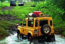 Defender / Landa Rover