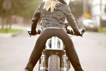 Café Racer / Motos