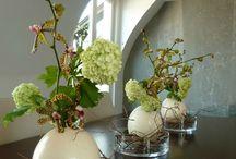 Ostern Blumenkompositionen