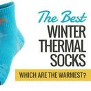 Warmest Winter Thermal Socks / Regardless of what you plan to wear them for this winter, it's important to find the best thermal socks to keep your feet warm. We have gathered some great pairs of the warmest socks to help you decide which are best for you.