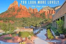 Beautiful Sedona / Sedona, Arizona voted one of the most beautiful places over and over again. This place is magical, with the red rocks, desert landscape and those beautiful twisted juniper trees. You will be inspired by a visit to the area. Everyone who visits Sedona leaves with a different sense of nature's beauty. You'll find Vista Ridge Sedona in the heart of beautiful Sedona.