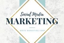 Social Media Marketing / Find us at WriteMarketingCorp.com | social media marketing plan | social media marketing strategy | social media marketing facebook | social media marketing communication | social media marketing ideas | social media marketing instagram | social media marketing infographic | social media marketing tips | social media marketing calendar | social media marketing design | social media marketing quotes | social media marketing 2017 | social media marketing template