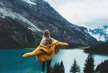 • Mountains | Travel photoshoot