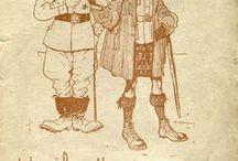 Kamil Mackiewicz / German POW 1915-1918 / German prison of war camp 1915- 1918 Drawings by Kamil Mackiewicz.