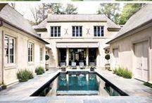 design | architecture / Exterior Architecture design inspiration / by Hillaree Harris