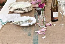 For the Love of Linen, Burlap, and other lovelies