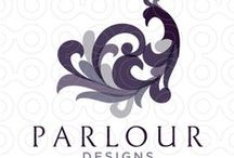 NancyCarterDesign Logos for Sale / Logos available for purchase on Stocklogos.com / by Nancy Carter