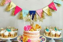 Birthday and Celebrations / by Rachel Sims