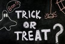 Halloween / Food, fun and crafts for this spooky holiday!  / by Nationwide Children's Hospital