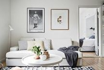 FOR THE HOME / Home ideas, inspiration for your apartment, house or room, just find the best decoration or furniture and make your dream home.