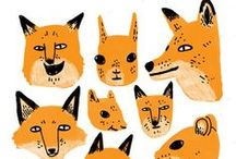 foxy / all things foxes