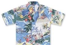 Reyn Spooner / http://www.alohashirtshop.com/categories/271/reyn-spooner.php / by Aloha Shirt Shop Morro Bay, CA.