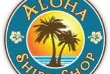 Aloha Shirt Shop / by Aloha Shirt Shop Morro Bay, CA.