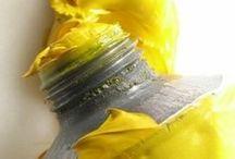 yellow / by Iriko Seto