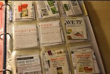 Couponing & Deals / A board for couponing tips and various deals. etc. / by Sunni Robinett