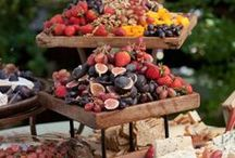 buffet display / by Keely Dougherty