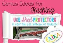 TEACHERS & LEARNERS