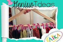 GENIUS IDEAS!