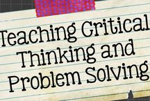 TEACHING CRITICAL THINKING & PROBLEM SOLVING