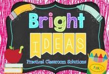 GREAT ORGANISING & DECORATING IDEAS FOR CLASSROOMS / Orginising & Decorating Tips