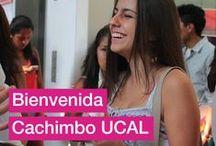 Bienvenida Cachimbo UCAL / Cachimbo UCAL 2014
