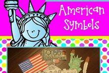 AMERICAN SYMBOLS / American International Kids Academy