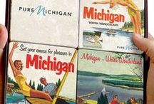 Found in a Michigan Gift Shop! / Love anything Michigan and these gift shop finds are awesome.