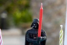 Star Wars Party / Festa star wars com o Darth Vader como protagonista!  Come to the dark side! :P